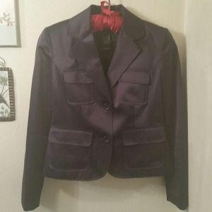 Liz Claiborne lined  jacket/ blazer, 4
